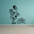 Football Wall Decal - Vinyl Decal - Car Decal - Bl045