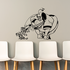 Football Wall Decal - Vinyl Decal - Car Decal - Bl055