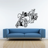 Football Wall Decal - Vinyl Decal - Car Decal - Bl058