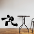 Football Wall Decal - Vinyl Decal - Car Decal - Bl063