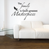 The family is Gods greatest masterpiece Wall Decal
