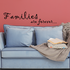 Families are forever Curly Text Wall Decal