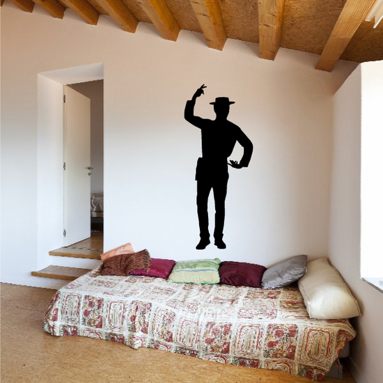 Flamenco Dancers Wall Decal - Vinyl Decal - Car Decal - BA015