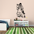 Horse racing Wall Decal - Vinyl Decal - Car Decal - Bl026
