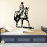 Horse racing Wall Decal - Vinyl Decal - Car Decal - Bl039