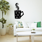 Mexico Coffee Decal