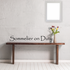 Sommelier on Duty Wall Decal