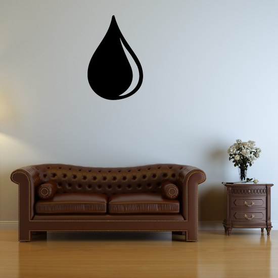 Droplet Decal