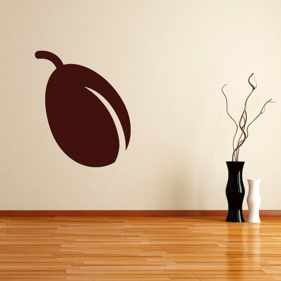 Pear with Stem Decal