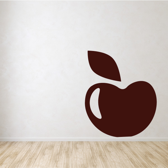 Apple Fruit Decal