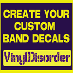 Create Your Band Custom Decal