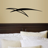 Tribal Pinstripe Wall Decal - Vinyl Decal - Car Decal - 008
