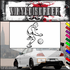 Basketball Wall Decal - Vinyl Decal - Car Decal - SM010