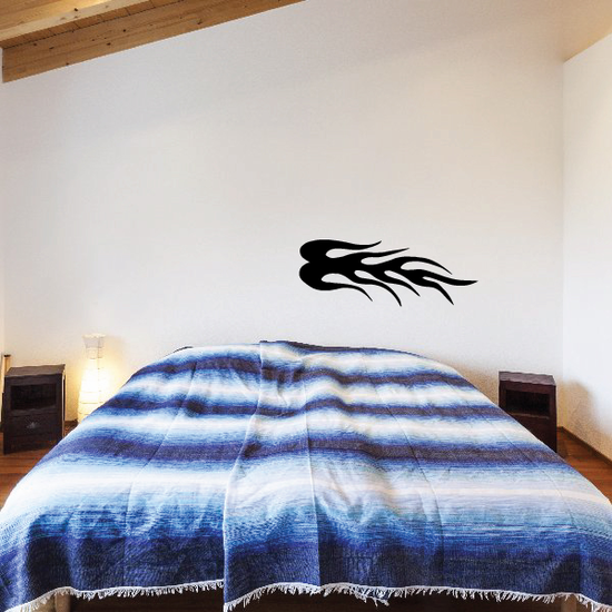 Tribal Pinstripe Wall Decal - Vinyl Decal - Car Decal - 021