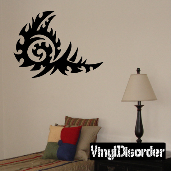 Classic Tribal Wall Decal - Vinyl Decal - Car Decal - DC 038