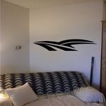 Tribal Pinstripe Wall Decal - Vinyl Decal - Car Decal - 031