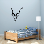 Gazelle Head Decal