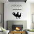 Chickens Decal