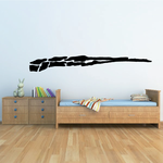 Tribal Pinstripe Wall Decal - Vinyl Decal - Car Decal - 049