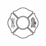 Fire Rescue Crest Decal