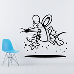 Mousey the Mouse Decal