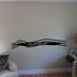 Tribal Pinstripe Wall Decal - Vinyl Decal - Car Decal - 105