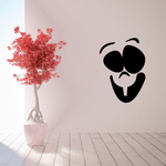 Baby Face Decal