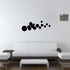 Tribal Pinstripe Wall Decal - Vinyl Decal - Car Decal - 141