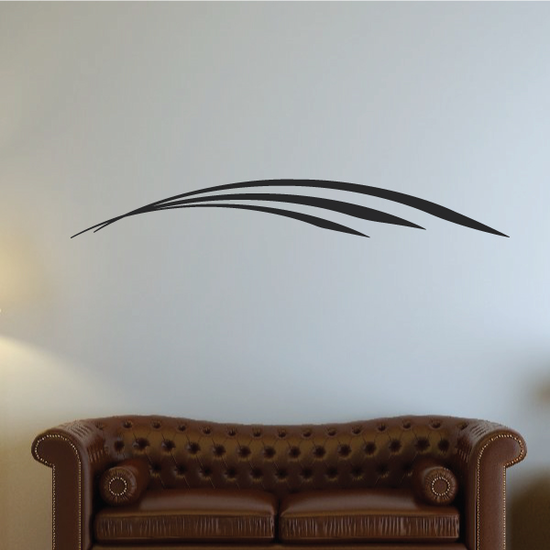 Tribal Pinstripe Wall Decal - Vinyl Decal - Car Decal - 145