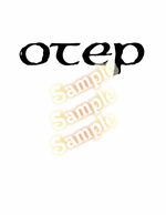 Otep Decal