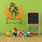 Basketball Wall Decal - Vinyl Sticker - Car Sticker - Die Cut Sticker - SMcolor001