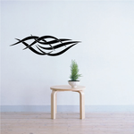 Tribal Pinstripe Wall Decal - Vinyl Decal - Car Decal - 163