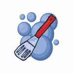 Spatula Sticker