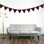 Party Banner Birthday Decal