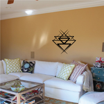 Tribal Pinstripe Wall Decal - Vinyl Decal - Car Decal - 181