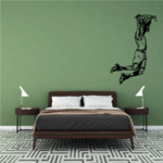 Basketball Wall Decal - Vinyl Decal - Car Decal - CDS092