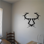 Tribal Pinstripe Wall Decal - Vinyl Decal - Car Decal - 193