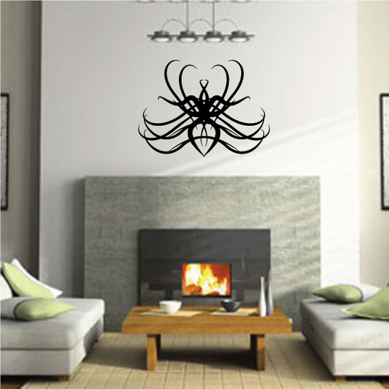 Tribal Pinstripe Wall Decal - Vinyl Decal - Car Decal - 200