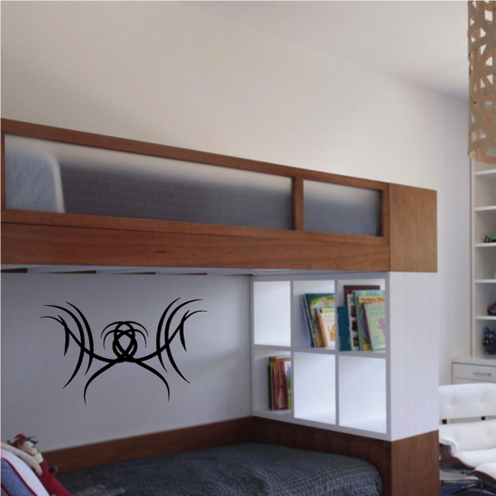 Tribal Pinstripe Wall Decal - Vinyl Decal - Car Decal - 213