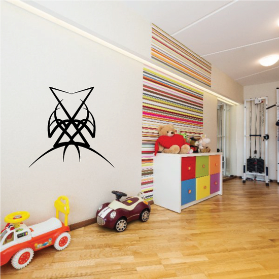 Tribal Pinstripe Wall Decal - Vinyl Decal - Car Decal - 217