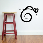 Tribal Pinstripe Wall Decal - Vinyl Decal - Car Decal - 227