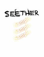 Seether Decal