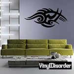Classic Tribal Wall Decal - Vinyl Decal - Car Decal - DC 055