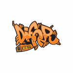Differ Graffiti Sticker