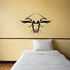 Tribal Pinstripe Wall Decal - Vinyl Decal - Car Decal - 269