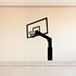 Basketball Goal Decal