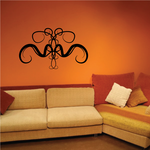 Tribal Pinstripe Wall Decal - Vinyl Decal - Car Decal - 285