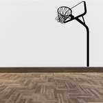 Basketball Goal Realistic Decal