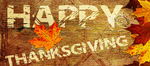 Thanksgiving Decals