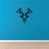 Tribal Pinstripe Wall Decal - Vinyl Decal - Car Decal - 303